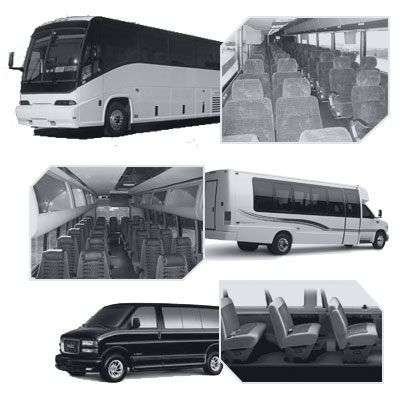 Indianapolis Coach Bus rental