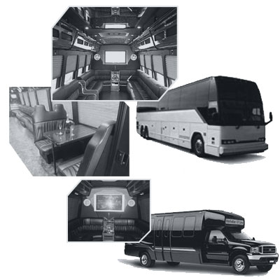 Party Bus rental and Limobus rental in Indianapolis, IN