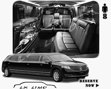 Stretch Limo for hire in Indianapolis