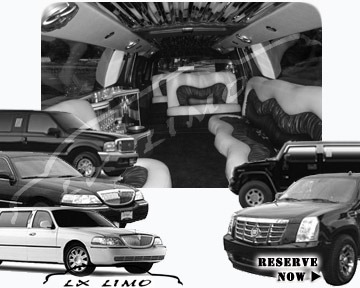 Indianapolis Stretch Limos for rental