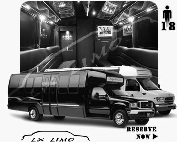 Indianapolis Party Bus party Bus | 18 passenger PartyBus in Indianapolis